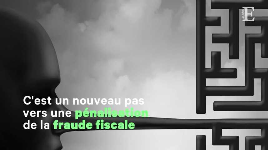 Illustration pour la vidéo Comment va travailler la nouvelle police fiscale de Bercy