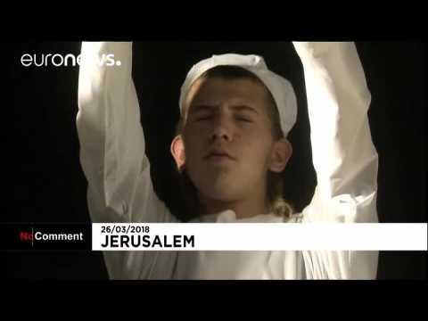 Far-right Jewish activists re-enact Passover sacrifice in Jerusalem