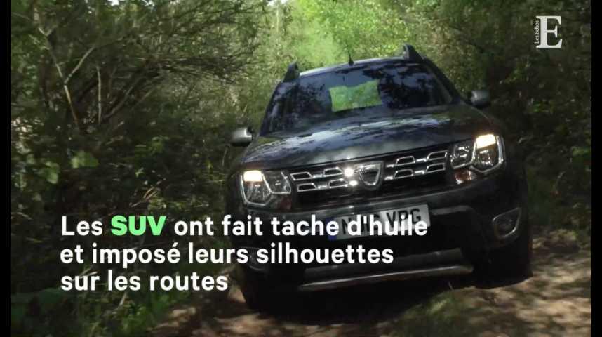 Illustration pour la vidéo Les SUV, la cash machine de l'industrie automobile