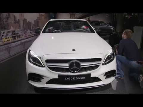 The new Mercedes-Benz C-Class Cabriolet - News Video