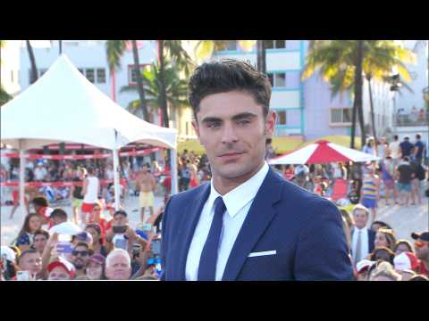 Zac Efron introduces fans to his new pooch