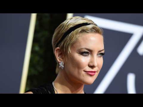Actress Kate Hudson Reveals Gender of Third Child