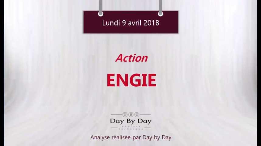 Illustration pour la vidéo Engie : risque de repli sous la résistance majeure - Flash Analyse IG 09.04.2018