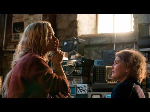 'A Quiet Place' Has Huge Opening