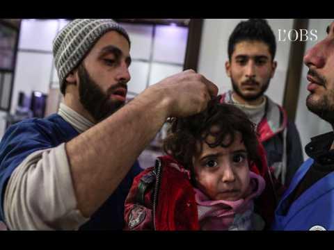 Syrie : le témoignage terrible des médecins de la Ghouta assiégée