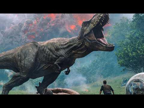 Third 'Jurassic World' Movie Already has a Release Date
