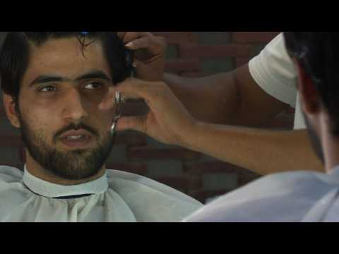 Hair to stay: Men embrace grooming trend in Pakistan