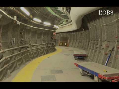Bure : le centre de stockage de déchets nucléaires en chiffres