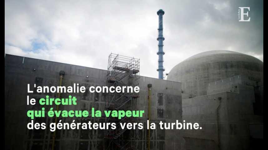 Illustration pour la vidéo EDF : une « anomalie notable » détectée sur l'EPR de Flamanville