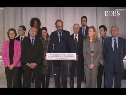 Plan anti-radicalisation : ce qu'Edouard Philippe prévoit pour l'école