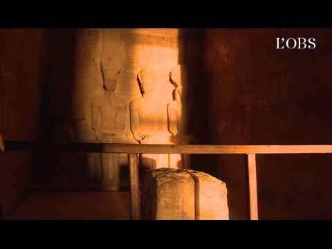 A Abou Simbel, le soleil a rendez-vous avec Ramsès II