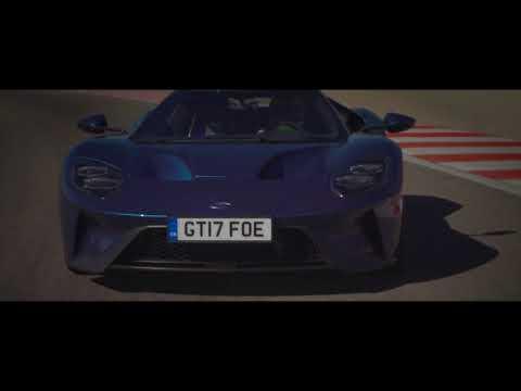 Ford GT Teaser