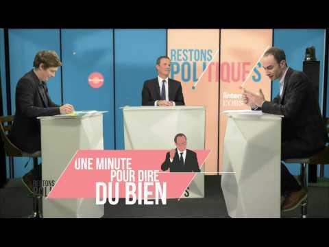 """Restons poli(tique)s"" avec Nicolas Dupont-Aignan"