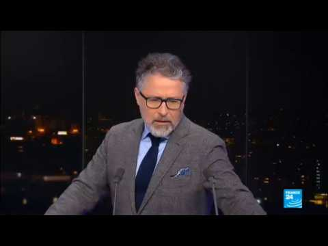Benjamin Amar of the CGT union pseaks to FRANCE24