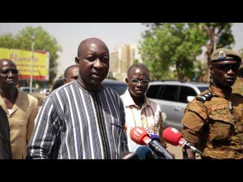 Burkina Prime Minister visits twin attacks scene