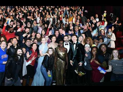 Jimmy Kimmel takes aim at Harvey Weinstein at Oscars