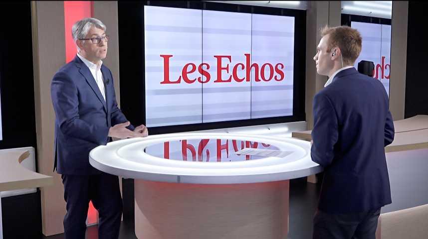 Illustration pour la vidéo Intelligence artificielle : « probablement un tiers des emplois sera touché en France au-delà de 2030 » (Bernard Gainnier, PwC)