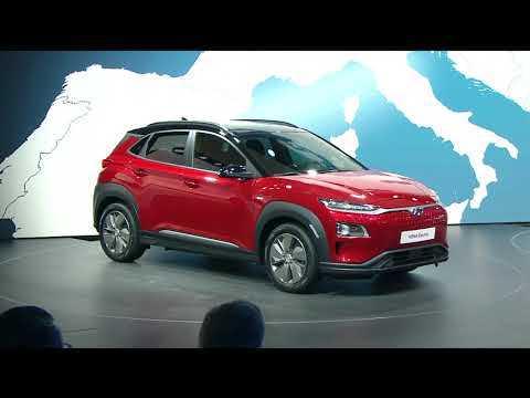 Hyundai Press Conference at 2018 Geneva Motor Show - Speech Andreas Hofmann