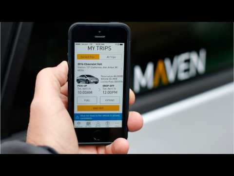 GM Is Piloting A New P2P Car-Sharing Service