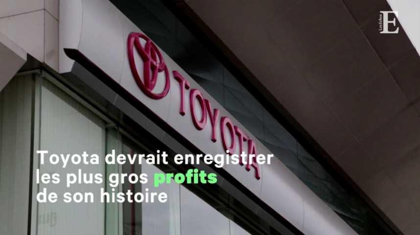 Illustration pour la vidéo Pourquoi Toyota ne cède que 10 euros de hausse de salaire à ses employés japonais