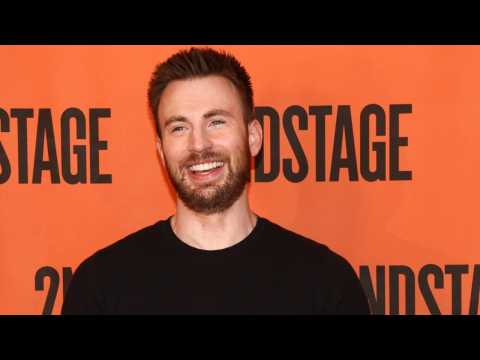 Chris Evans' New Mustache Causes Outrage