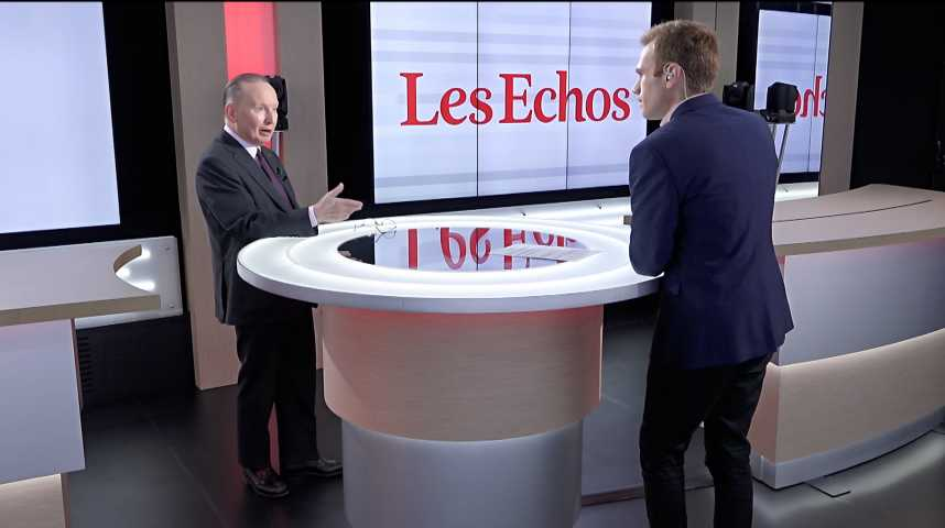 Illustration pour la vidéo Réformes : « La méthode Macron a une limite », analyse Raymond Soubie