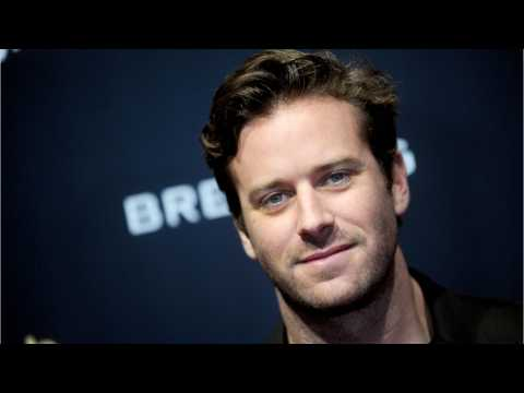 Armie Hammer Shares What His Batman Costume Would Have Looked Like