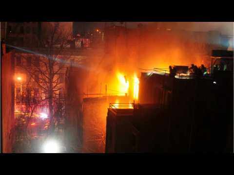 NYC Firefighter Killed In Massive Fire On Set Of 'Motherless Brooklyn'