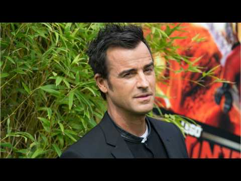 Justin Theroux Breaks His Silence On Social Media