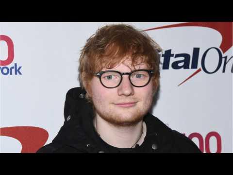 Ed Sheeran Is The Best-Selling Global Artist Of 2017