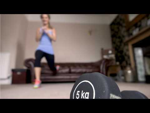Effective 7-minute Fitness Routine On Phone App