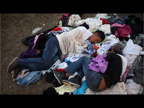 Migrant Caravan Puts Mexico In Tough Spot With Trump