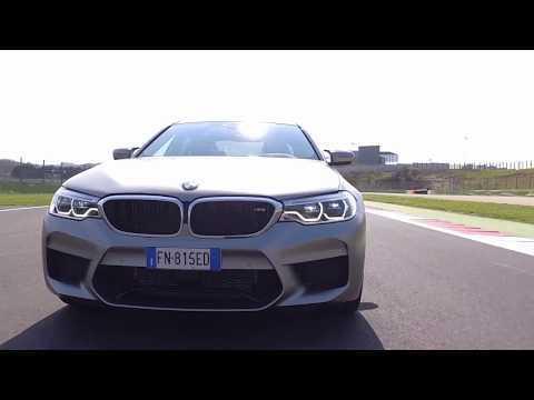BMW Driving Experience with Alessandro Zanardi