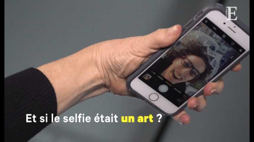 Illustration pour la vidéo Le selfie a désormais son musée à Los Angeles