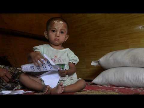 With Rohingya gone, Myanmar remodels Rakhine state
