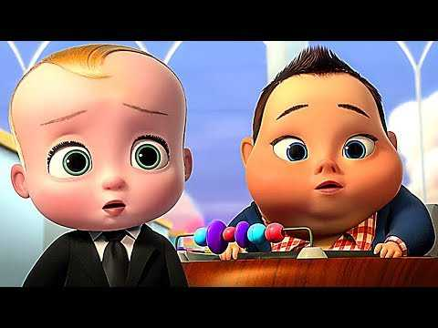 BOSS BABY Back in Business 4 Minutes Clip NEW (Animation, 2018)