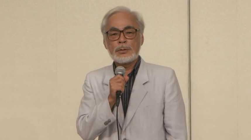 Never ending man : Hayao Miyazaki - Bande annonce 1 - VO - (2016)