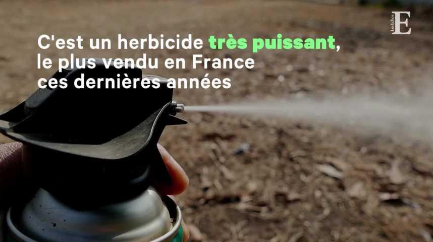 Illustration pour la vidéo Glyphosate : ce qu'il faut savoir sur cette molécule controversée