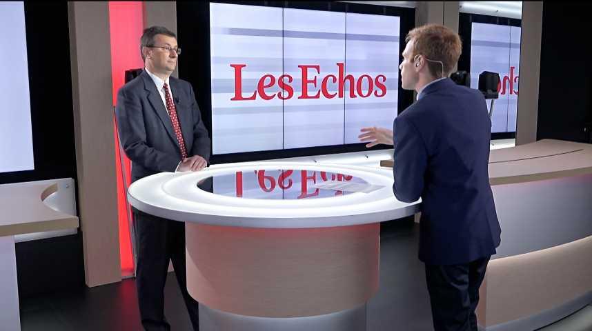 Illustration pour la vidéo « Le pétrole représente moins de 50% de l'activité globale de Shell », selon Vincent Baril, président de Shell France