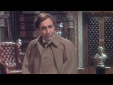 La Vie privée de Sherlock Holmes - Bande annonce 1 - VO - (1970)
