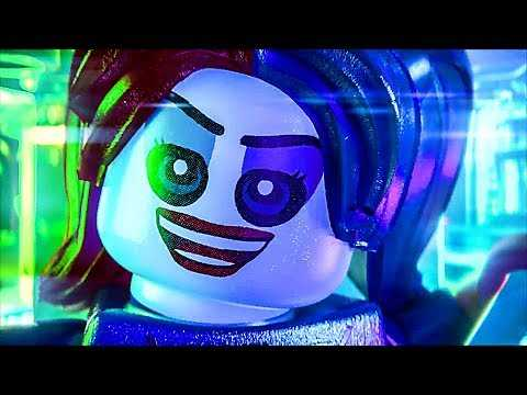 LEGO DC Super Vilains New Trailer (2018) PS4 / Xbox One / PC