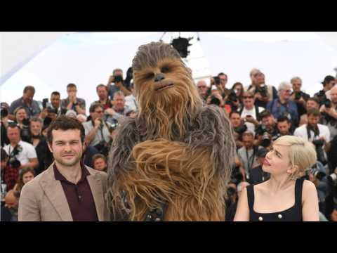 'Solo' Falls Below Opening Weekend Box Office Expectations