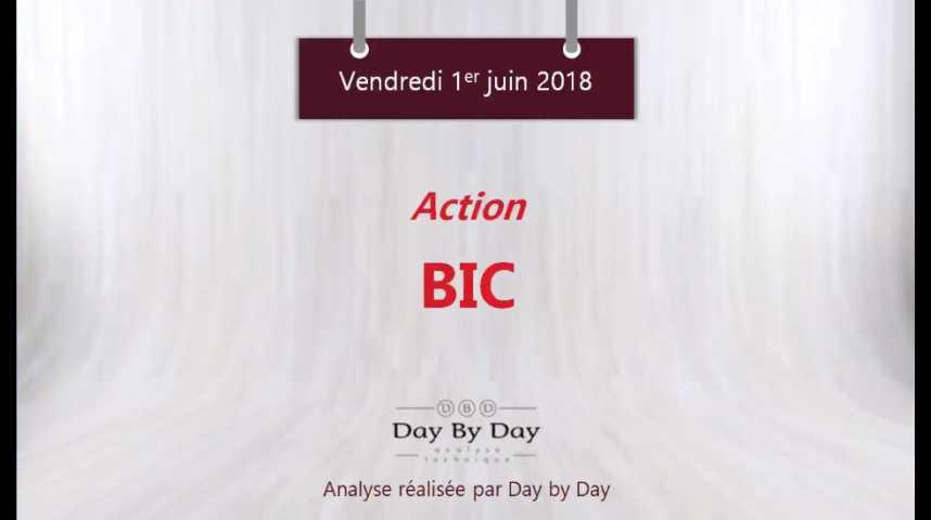 Illustration pour la vidéo Action BIC : les perspectives demeurent baissières - Flash analyse IG 01.06.2018
