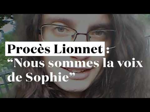 """Procès Lionnet : """"Nous sommes la voix de Sophie"""", déclare la police britannique"""