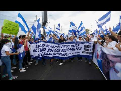 Nicaragua Implements 'Shoot To Kill' Policy For Protesters