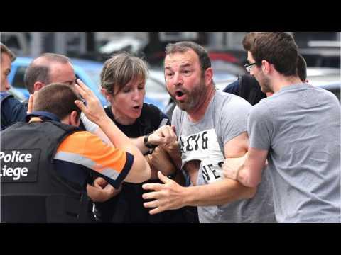 """Belgian Gunman Shouts """"Allahu Akbar' While Shooting 3"""
