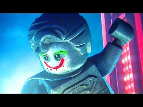 LEGO DC SUPER VILLAINS Trailer (2018) PS4 / Xbox One / PC