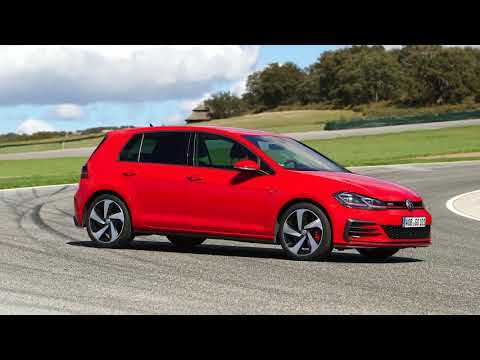 The new VW Golf GTI