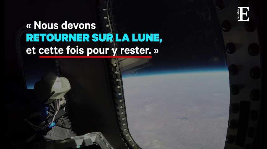 Illustration pour la vidéo Comment Jeff Bezos veut coloniser la Lune