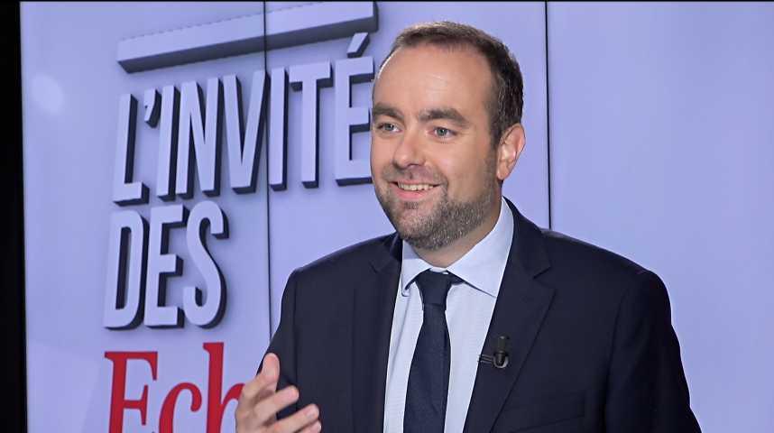 Illustration pour la vidéo « Le gouvernement mettra la pression sur les acteurs » pour sortir du glyphosate en 3 ans, affirme Sébastien Lecornu